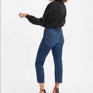 Levi's Original 501 Wedgie Straight Women's Jeans